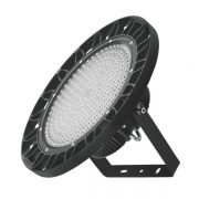 LED high bay light 250w UFO high power super bright for gym lighting